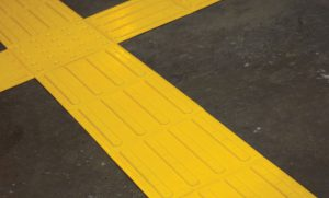 Installed Detectable Wayfinding