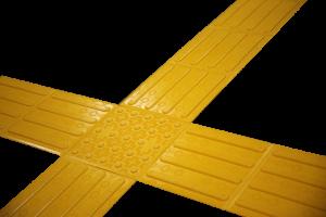 Wayfinding tiles
